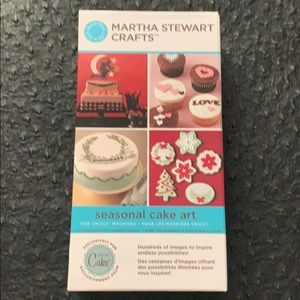 MARTHA STEWART CRAFTS SEASONAL CAKE ART